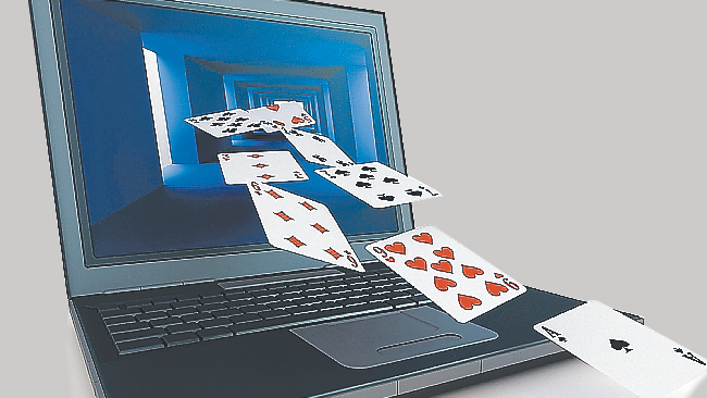 online gambling dispute