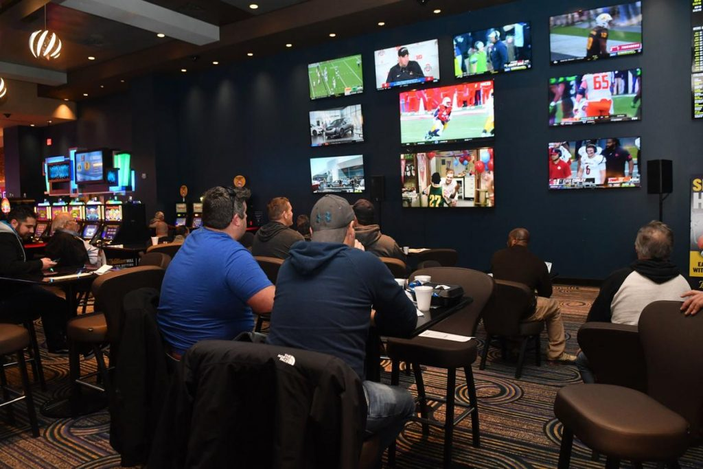 + and - sports betting